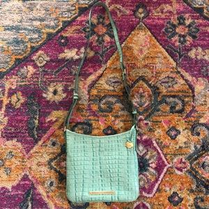 Mint Brahmin - Jody Leather Crossbody